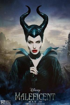 Maleficent promo art