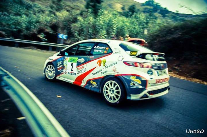 XXXIV Rallye Villa de Teror