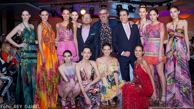 Benito Fernandez colección primavera verano 2016. Moda primavera verano 2016.