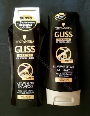 Gliss Testanera Shampoo e Balsamo Supreme Repair