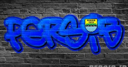 Gambar Graffiti Persib - Wallpaper, DP BBM, Foto | JADWAL ...