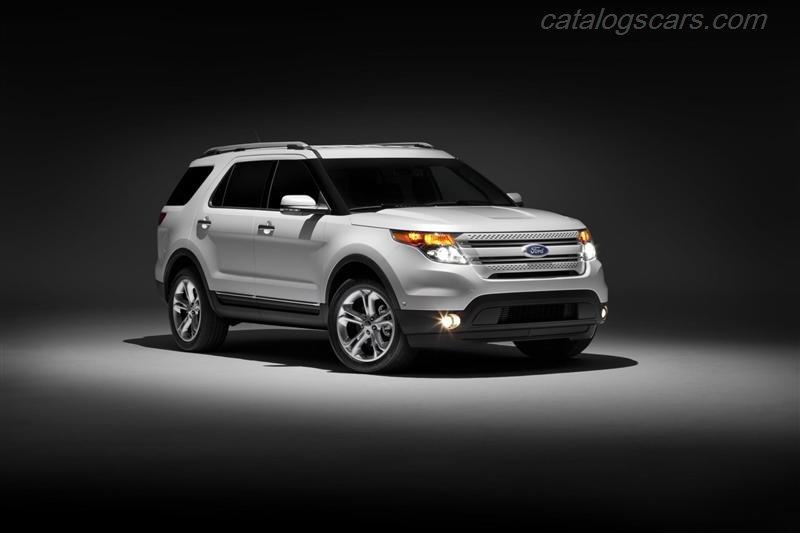 سجل حضورك بصورة سيارة على ذوقك - صفحة 71 Ford-Explorer-2012-25