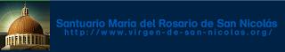SANTUARIO MARÍA DEL ROSARIO
