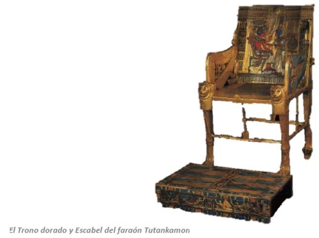 EDAD ANTIGUA - EGIPTO | HISTORIA DEL MUEBLE