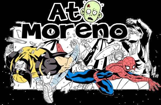 Ato Moreno English