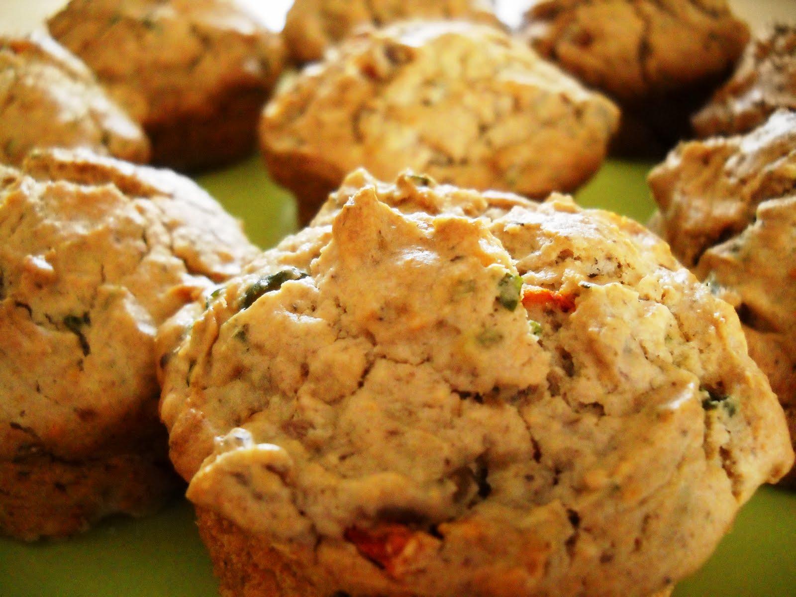 Zeytinli Ve Jambonlu Muffin Tarifi