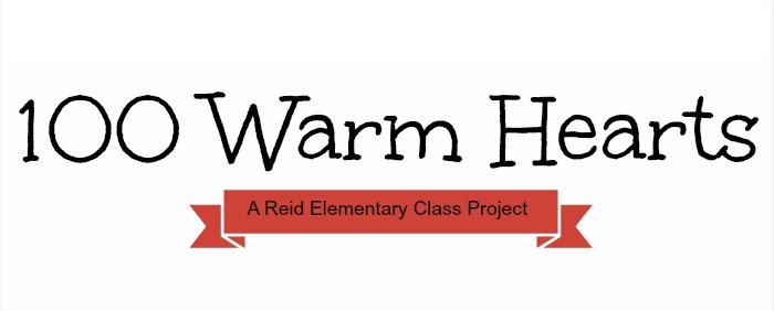100 Warm Hearts