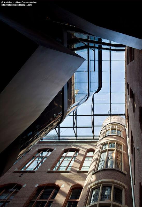 Les plus beaux hotels design du monde h tel for Design hotel daniel campanella
