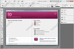 Adobe Indesign CS5 Portable Screenshot-1