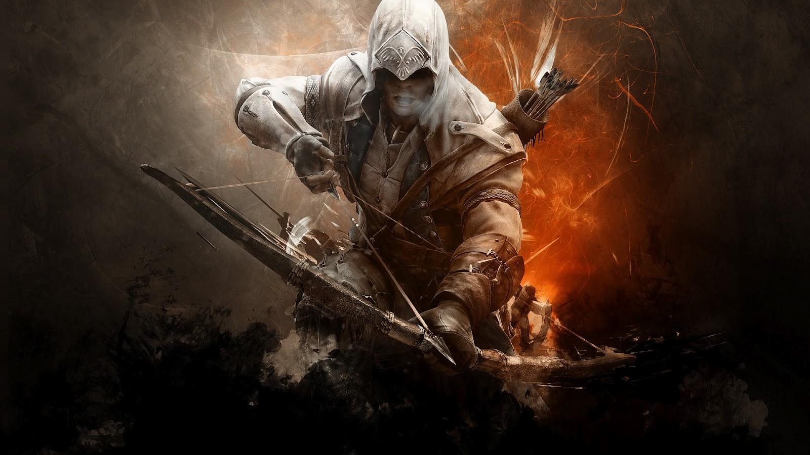 assassin creed 3 hd wallpaper 1080p - hd dock