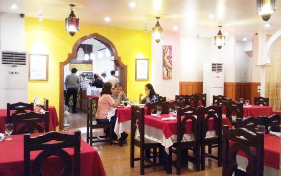 Zabadani Cafe and Restaurant, Davao City