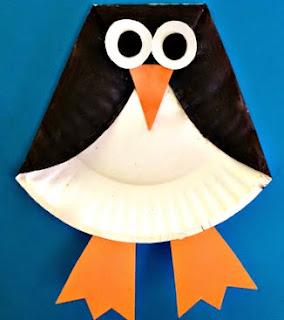 http://huppiemama.com/paper-plate-penguin/