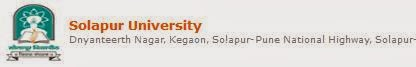 Solapur University BA Sem 1, Sem 3, Sem 5, Sem 6 October 2013 Timetable