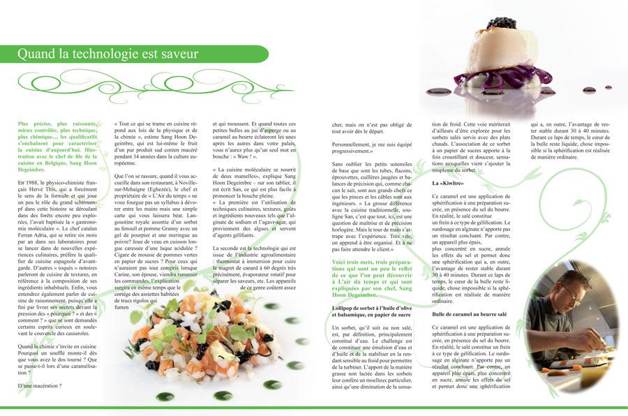 Article Sur La Cuisine
