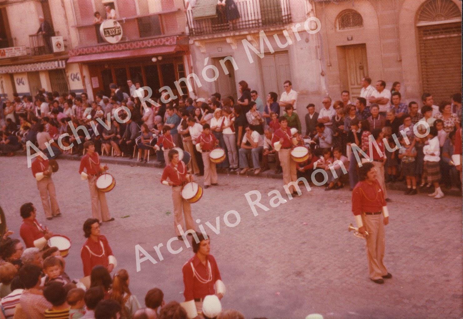 Banda en Fiestas Mayores de Binéfar
