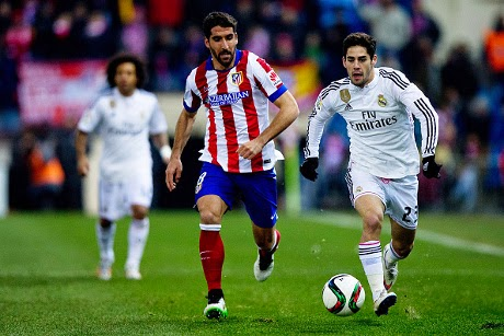 Video Gol Atletico Madrid vs Real Madrid 2-0 Copa del Rey