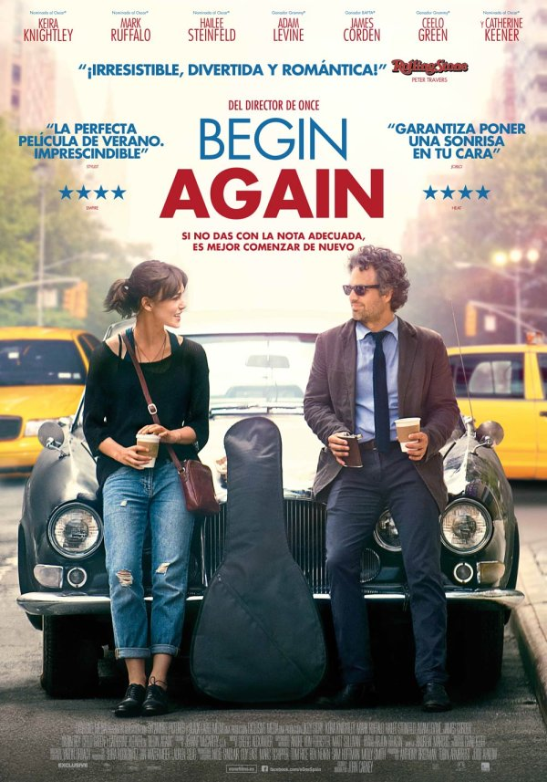 begin again cartel