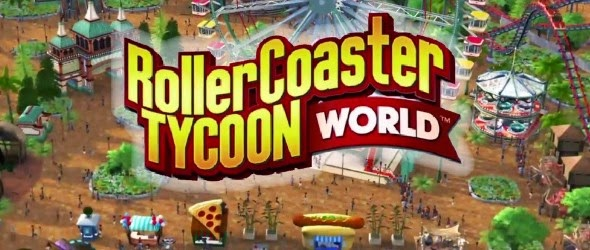 Jeux vidéo : Atari annonce RollerCoaster Tycoon World !