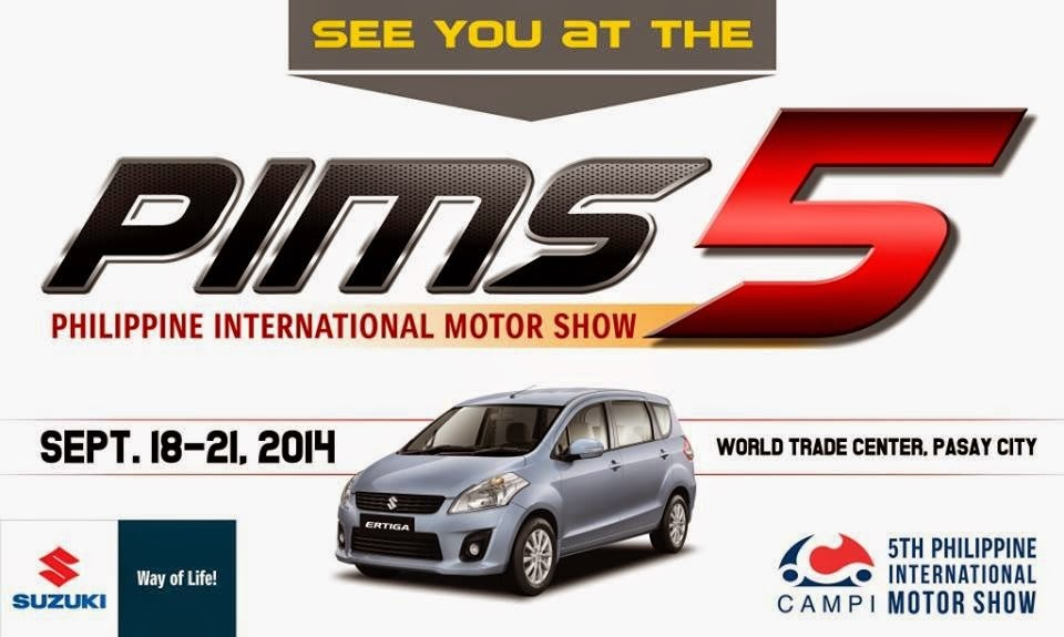 5th Philippine International Motor Show 2014 Opens Today, Features 16 Auto Brands