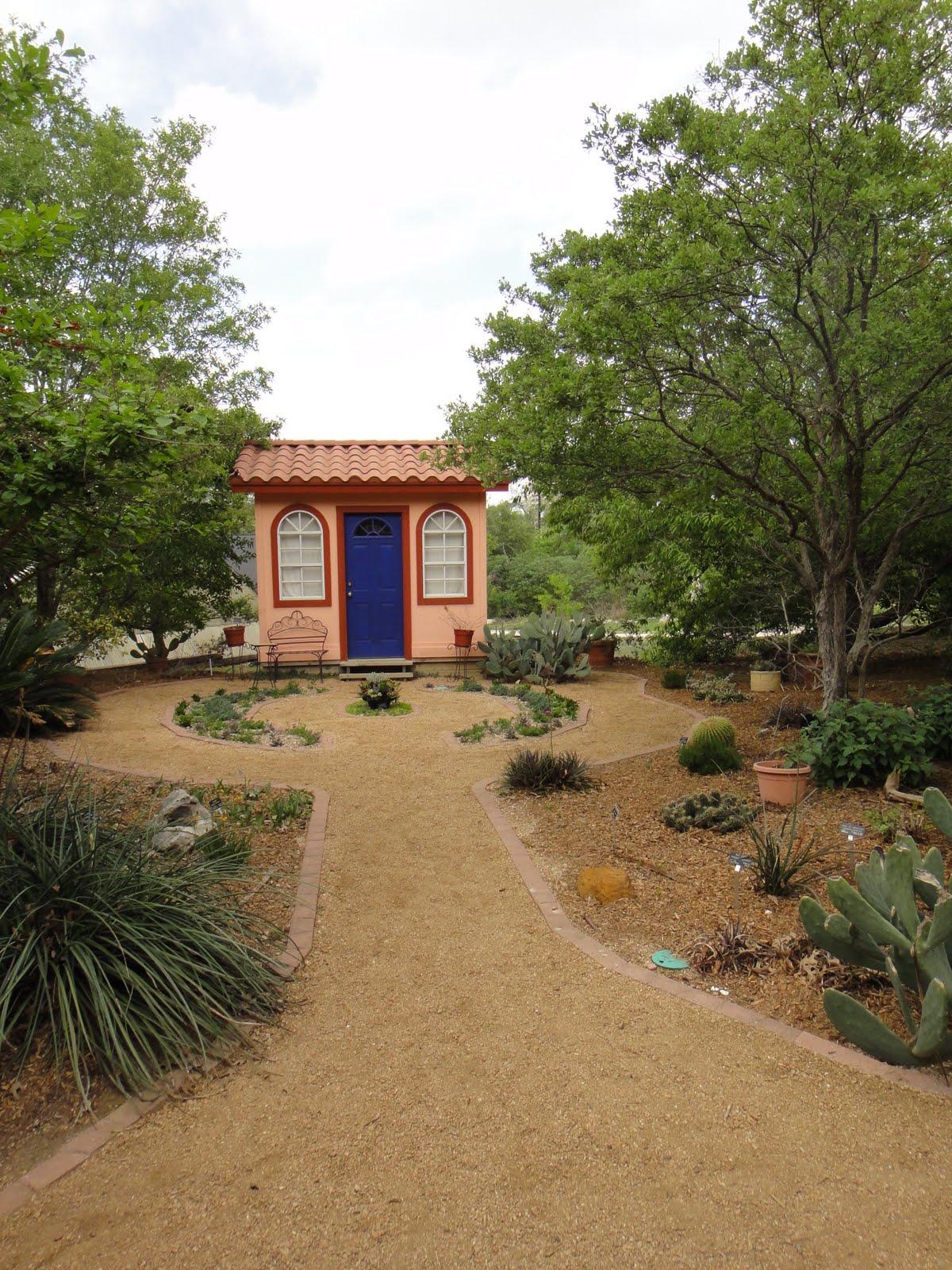 GardenKim: San Antonio Botanic Garden