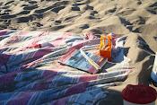 Dos de Azúcar en la playa