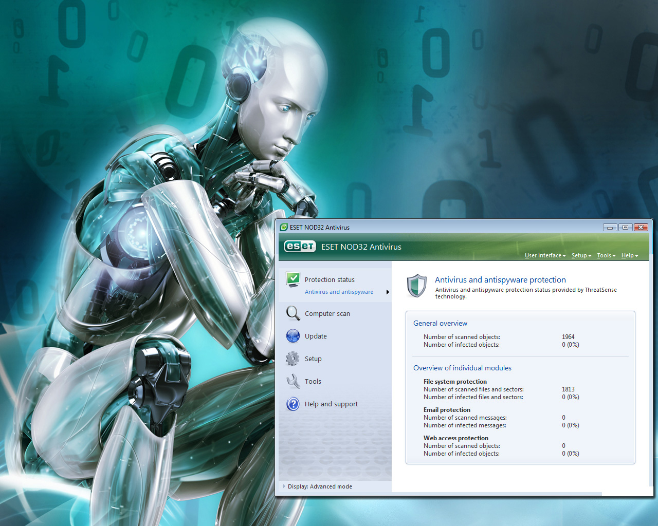 Eset Nod 32 Username & Password