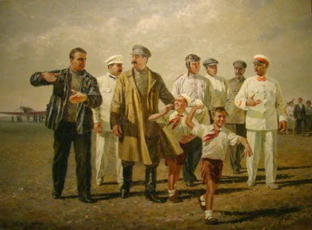 Etapas del desarrollo del bloque de oposición - 1926 I%C3%B3sif+Vissari%C3%B3novich+Dzhugashvili,+Stalin;+Bit%C3%A1cora+de+un+NICARAG%C3%9CENSE+06