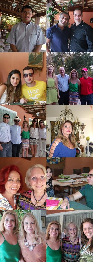 Aniversário Isabel Almeida