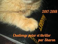 Le challenge polar - thriller de Sharon