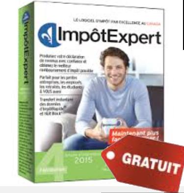 Impot expert coupon rabais