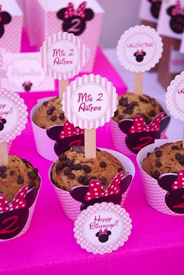 tropers para cupcake
