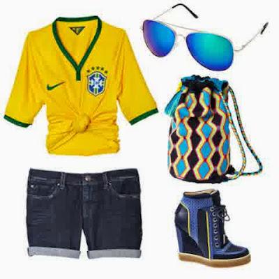 Wear a Soccer Jersey at the Amusement