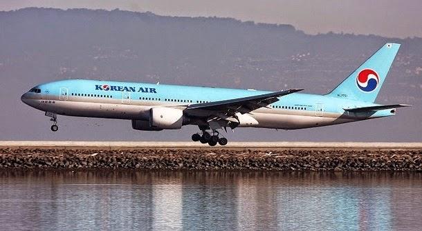 Boeing 747 da Korean Airlines