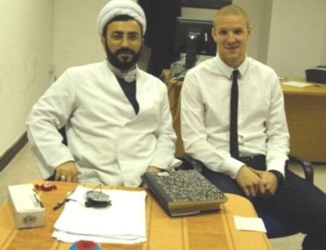 Philippe Senderos convert Islam