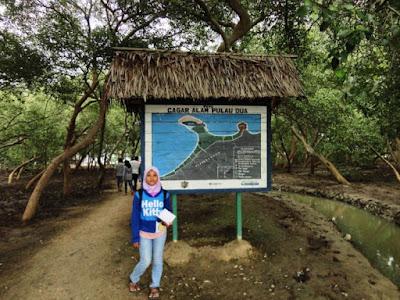 Kawasan Cagar Alam Pulau Dua