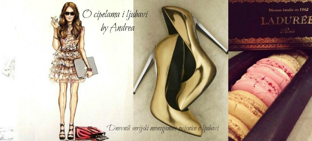 O cipelama i ljubavi by Andrea