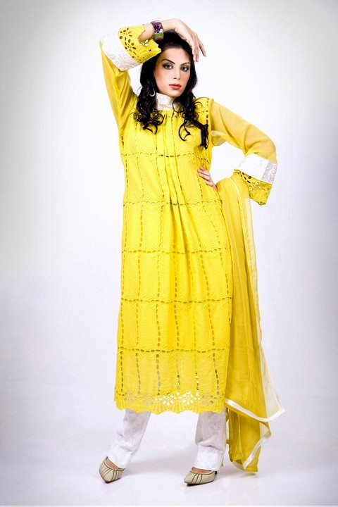New winter party wear collection 2012