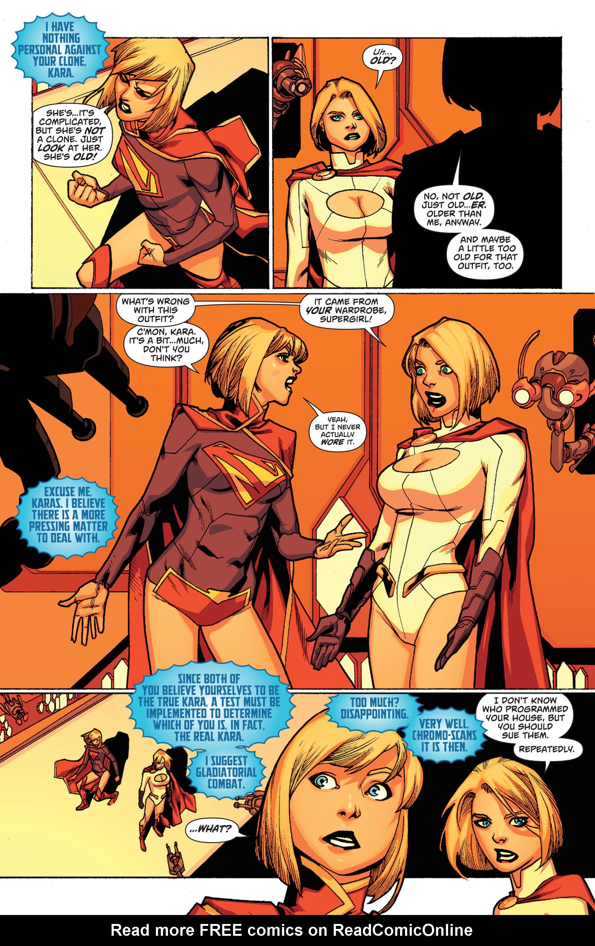 Supergirl (2011) Issue #20 #22 - English 3