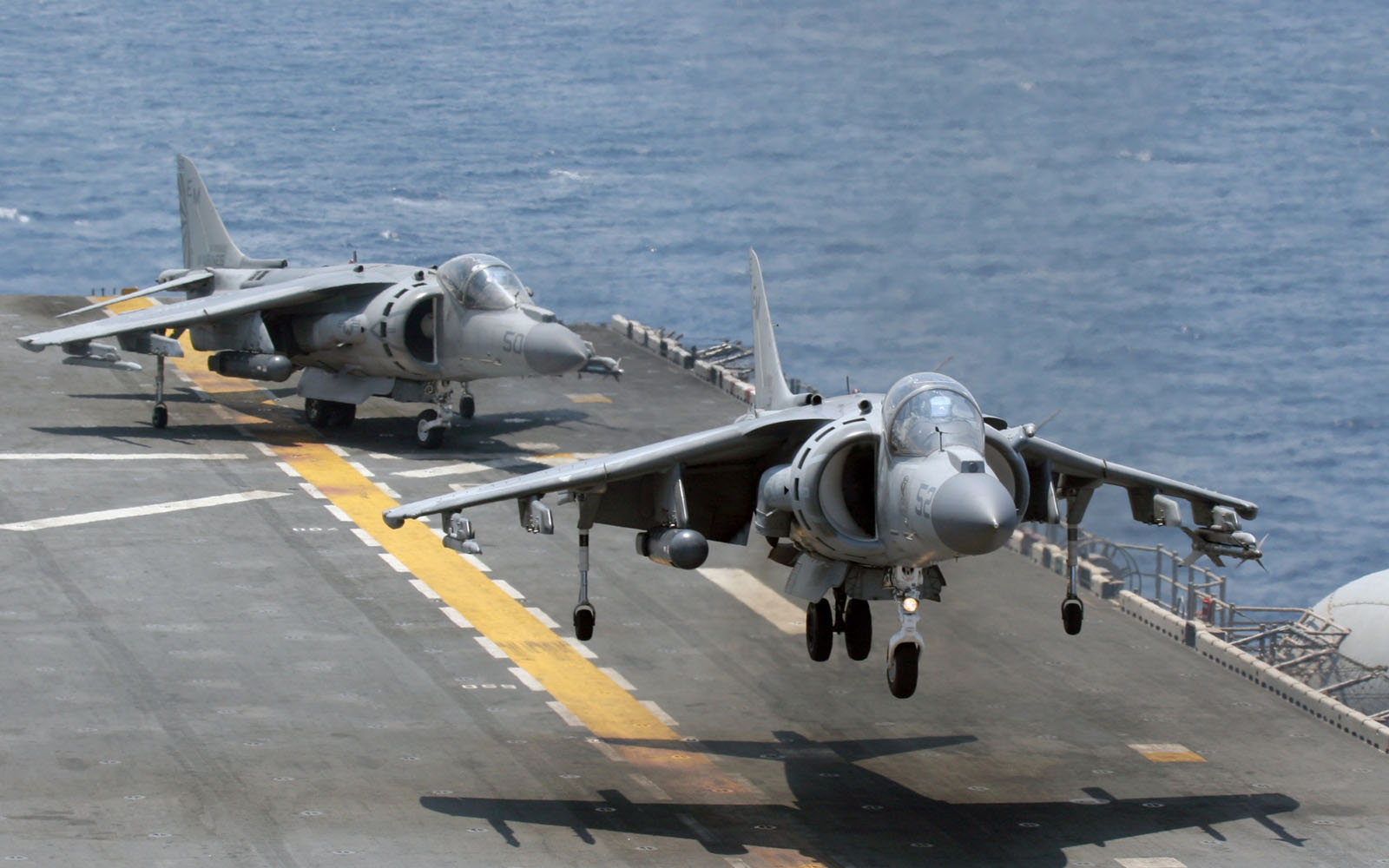 wallpapers: AV 8B Harrier II Aircraft