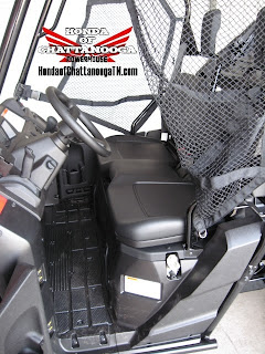 2014 Pioneer 700 UTV interior seat SALE Honda of Chattanooga TN PowerSports Dealer