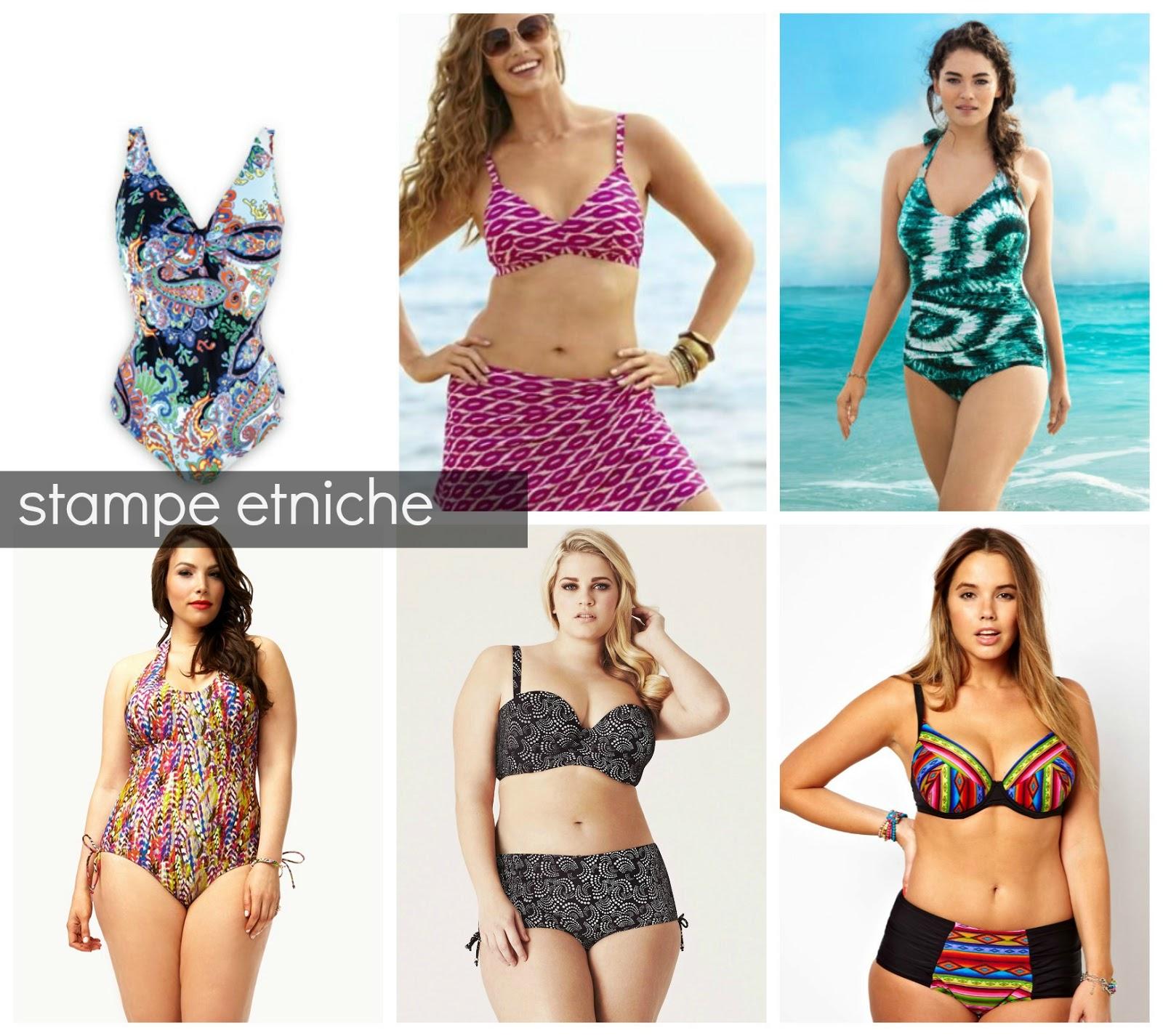 Bikini Taglie Forti Online - NYC