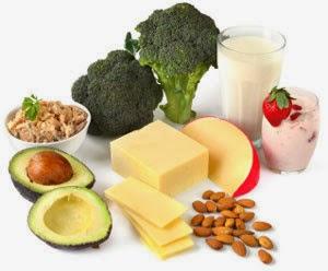 Manfaat Kalsium Untuk Tubuh