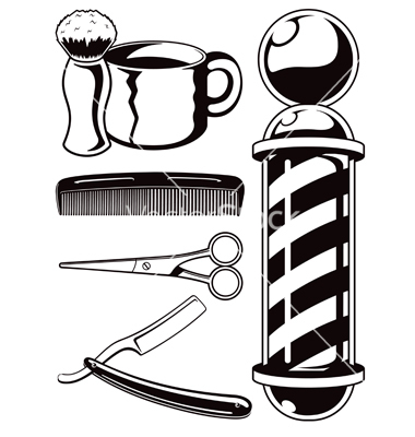 Barber Clipart Barber Girl Photos