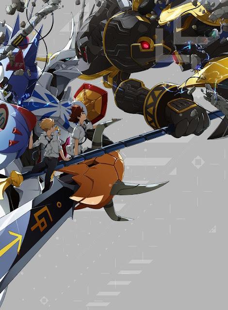 數碼寶貝tri. 第1章『再會』(Digimon Adventure Tri. 1 Saikai)