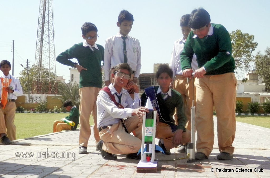Photo Water Rocket Competition
