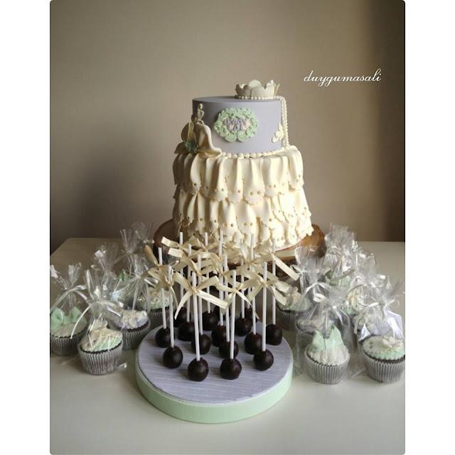 edirne vintage butik pasta ve cupcake