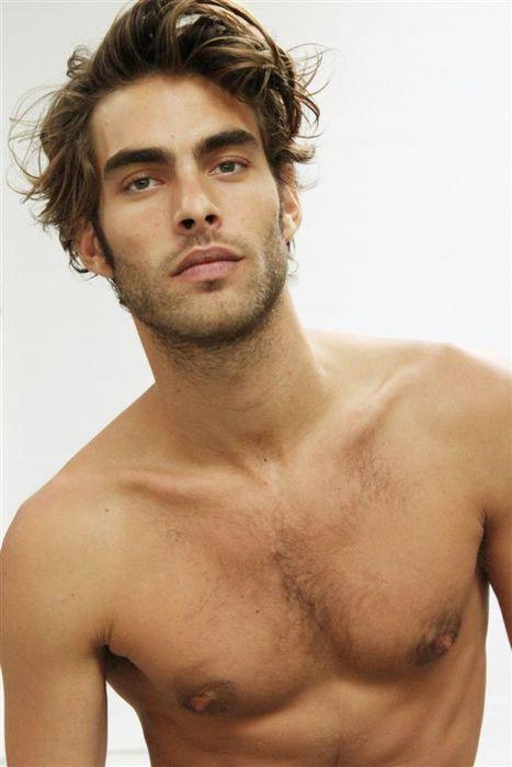 naked handsome iranian men