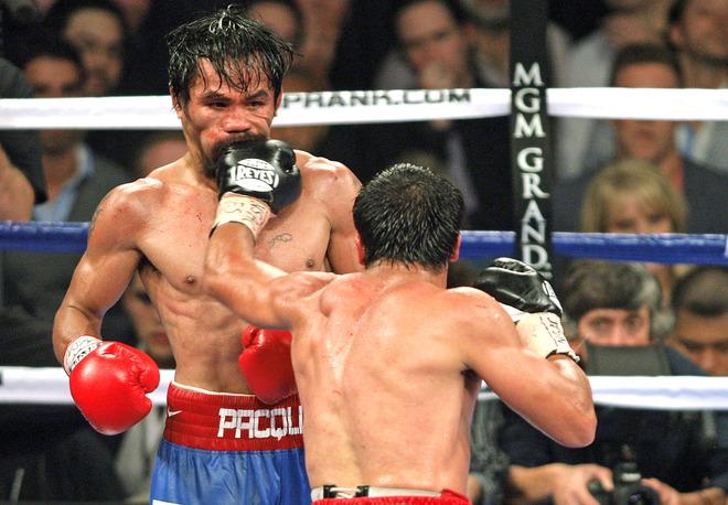 Boxeo Veleño: 13-abr-2010