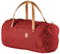 Fjallraven Duffel No.4 Duffel Bag