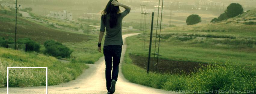 Girl Alone Facebook Timeline